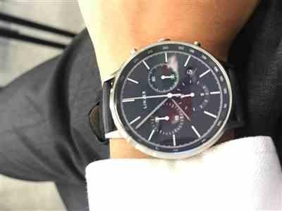 Timothée de Saint Germain verified customer review of The Chronograph