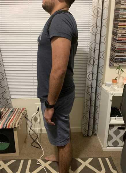 JOSE verified customer review of Posture Corrector For Men And Women