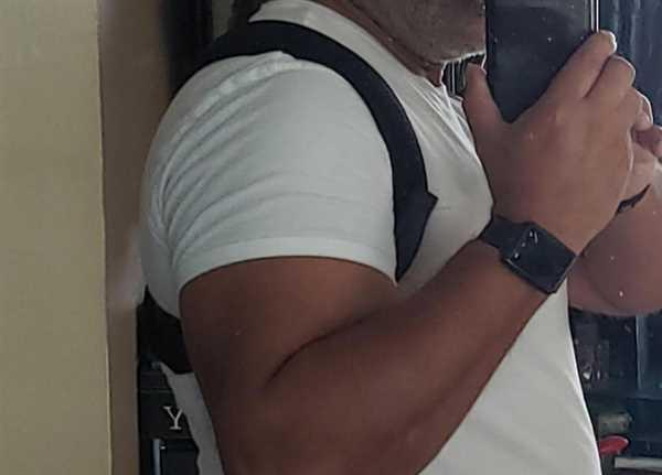 Albert verified customer review of Posture Corrector For Men And Women
