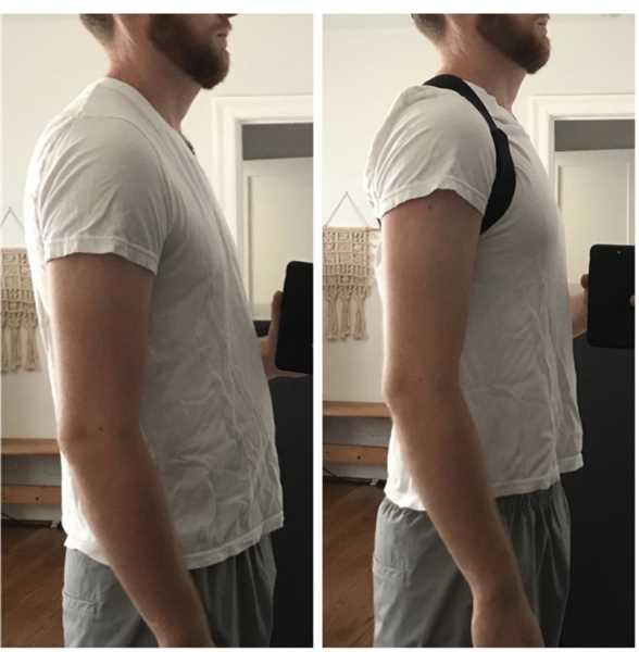 Danny verified customer review of Posture Corrector For Men And Women