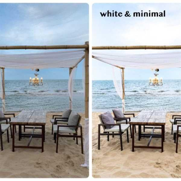Art My House White And Minimal - Minimalist Presets, Clean Presets, White Presets Review