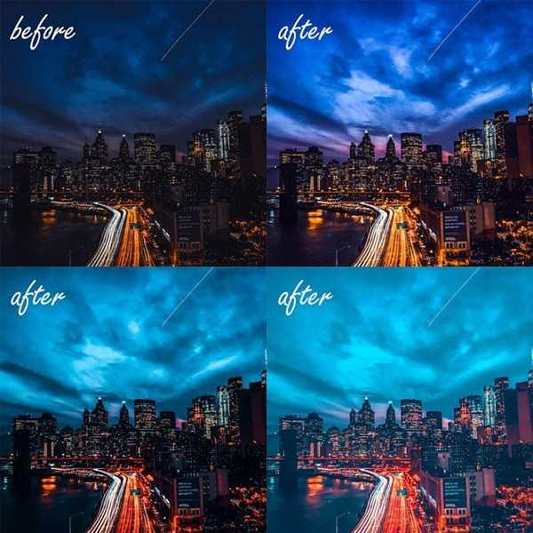 Art My House City Nights - Low Light Presets, City Presets, Night Presets, Urban Presets Review