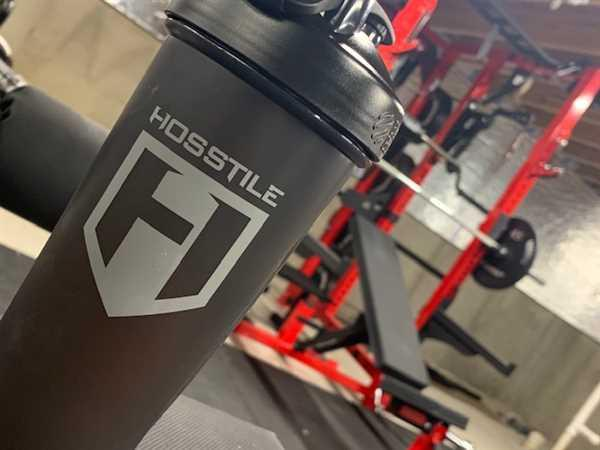 HOSSTILE BLENDER BOTTLE CLASSIC Review