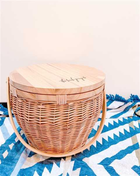 The Beach People  Picnic Basket Review