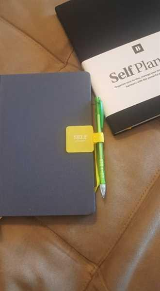 BestSelf Co. Self Journal Review