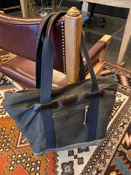 H. Goose Field Tote Review