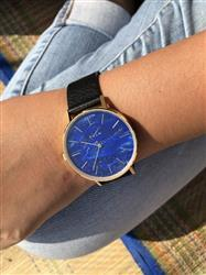 Sri verified customer review of MYKU Lapis Lazuli Gold 38mm Watch