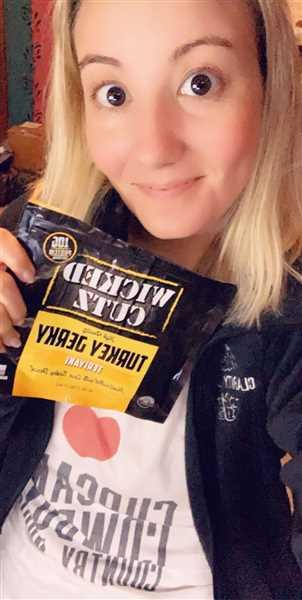 Wicked Cutz Teriyaki Turkey Jerky Review