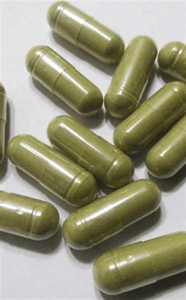 Super Speciosa Green Maeng Da Kratom Capsules Review
