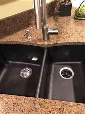 Denise Dalrymple verified customer review of Composite Granite Sink Cleaners and Restoration Kit