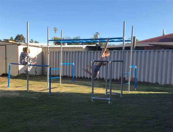 FUNKY MONKEY BARS AUSTRALIA The Tamarin Review