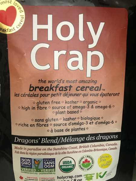 Helene Beaulieu verified customer review of Natural (Skinny B) Breakfast Cereal