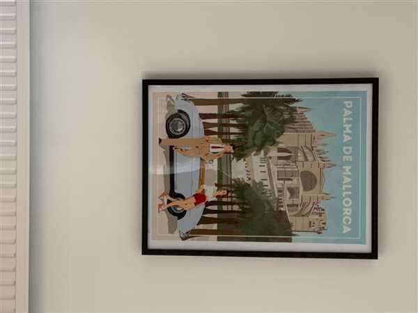 Paradise Posters Palma de Mallorca Cathedral poster print Review