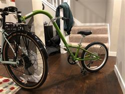 Nicolas W. verified customer review of Burley Piccolo Trailer Cycle