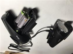 Kevin W. verified customer review of Busch and Muller Battery Charger for IXON and IXON IQ Bike Headlights