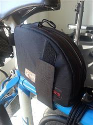 Rory O. verified customer review of Revelate Designs Jerrycan Rear Mount Bag