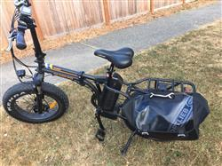 Jennifer R. verified customer review of Ortlieb Downtown Commuter Pannier