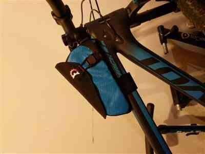 Judith A. Schuster verified customer review of Revelate Designs Mag-Tank Frame Pack
