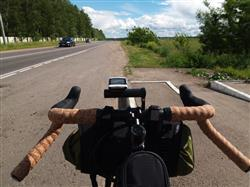 Alexander V. verified customer review of Revelate Designs The Harness Handlebar Strapping System