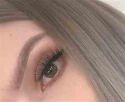 Hannah verified customer review of Violet Voss Premium 3D Faux Mink Lashes - Wispy 4 Days