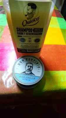 SoyMacho.com SoyMacho - Kit Don Porfirio Pomada para Cabello + Shampoo Quio´co Review