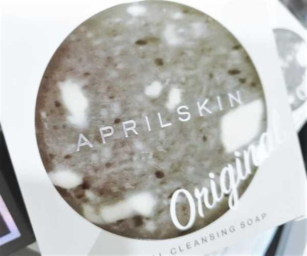 aprilskin.com.sg Signature Soap Original Review