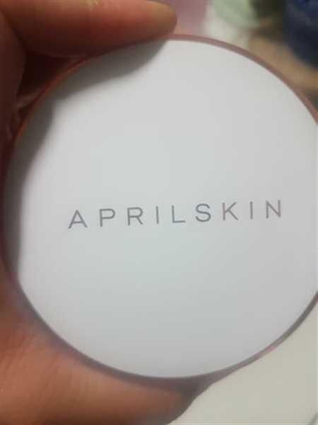 aprilskin.com.sg [Special Deals]  Magic Snow Fixing Foundation Cushion 2.0 Review