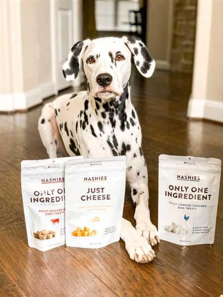 Nashies Freeze-Dried Chicken Dog Treats Review
