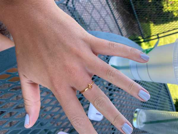 Katie Dean Jewelry Cactus Ring Review