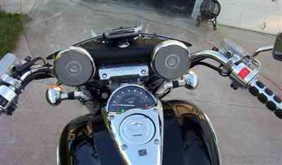 Randy T. verified customer review of ST200 Classic Motorcycle Speaker System