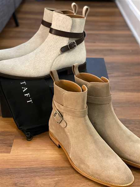 Walter Blanks Jr verified customer review of The Dylan Boot in Beige