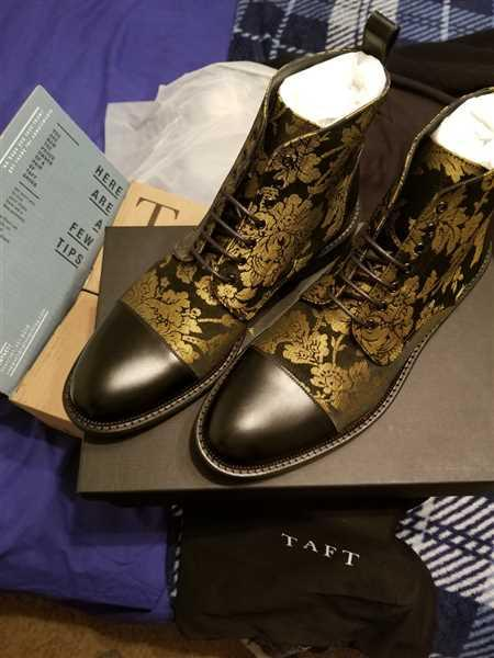 TAFT The Jack Boot in Eden Review