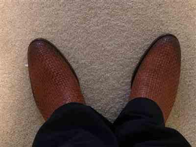 Chris Lineberger verified customer review of The Jude Boot in Woven