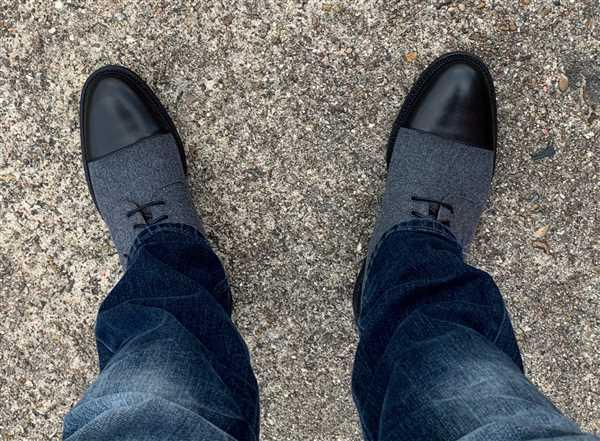 Robert OSullivan verified customer review of The Jack Boot in Grey/Oxblood