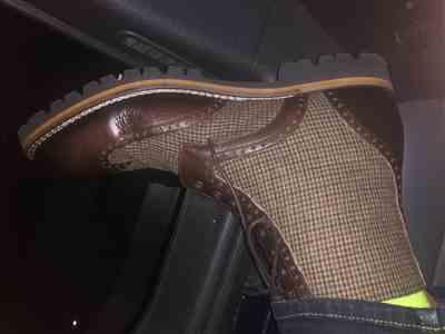 Zachary Beard verified customer review of The Holt Boot in Espresso