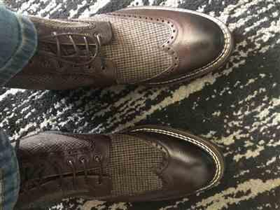 Kevin Williams verified customer review of The Holt Boot in Espresso
