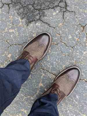 Benjamin Huss verified customer review of The Holt Boot in Espresso