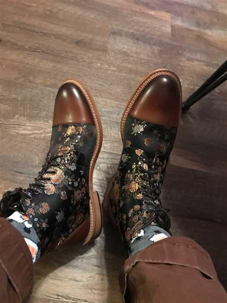 matthew Wolfe verified customer review of The Jack Boot in London