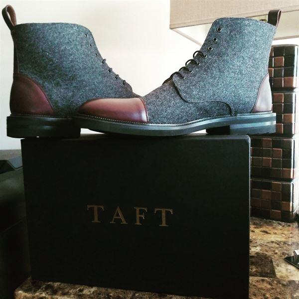 TAFT The Jack Boot in Black Review