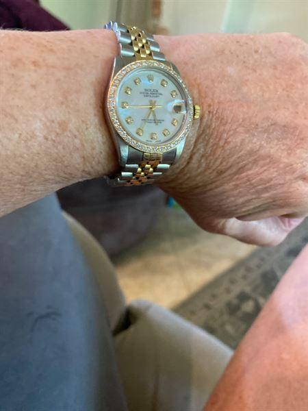 Happy Jewelers ROLEX DATEJUST Two-Tone 31mm Review