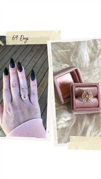 local eclectic Victoria Romantic Cluster Ring Review