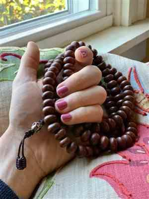 Dharma Shop Bodhi Compassion Mala Review