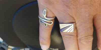 Jay T. verified customer review of Serpent Ring