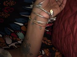 Audra S. verified customer review of Silver Charm Bracelet With Thai Elephants