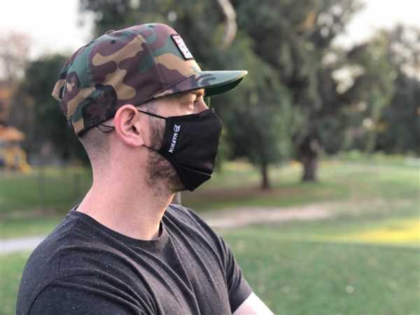 Marwin Sports Nano Face Mask - Advanced Multi-Layer Technology Review