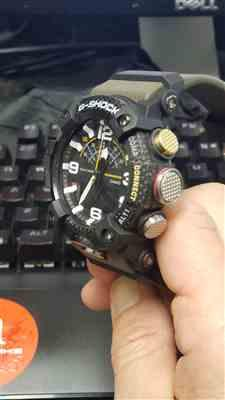 J.R. verified customer review of Casio G-Shock Mudmaster Carbon Fiber Watch