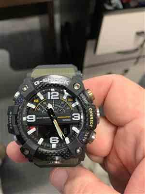 Arless S. verified customer review of Casio G-Shock Mudmaster Carbon Fiber Watch