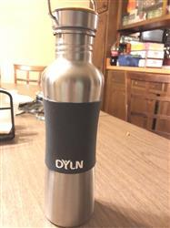 Michele V. verified customer review of DYLN Living Water Bottle