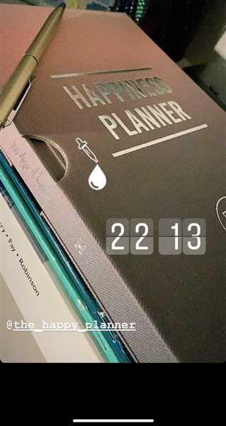 The Happiness Planner® The 100-Day Planner | Pink & Charcoal Review