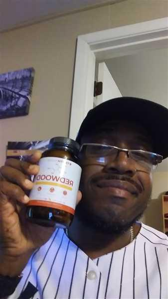 Chezzarae B. verified customer review of REDWOOD: Nitric Oxide Booster & Circulatory Support